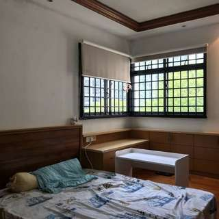 Big Master Bedroom @ Seng Kang for rent! (Low rental, wifi, air cond, fully furnished, no agent fees, no owner stay)
