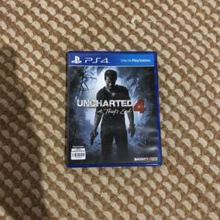 game ps 4 uncharted a thiefs end 4