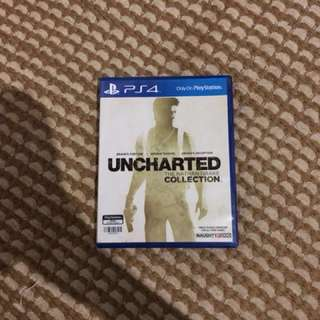 game ps 4 uncharted the nathan drake collection