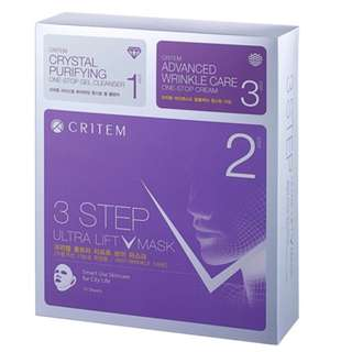 3 Step Ultra Life V Mask
