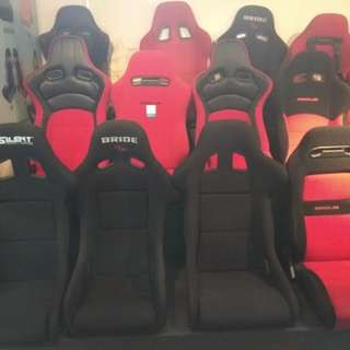 Car Seats - Bucker seat