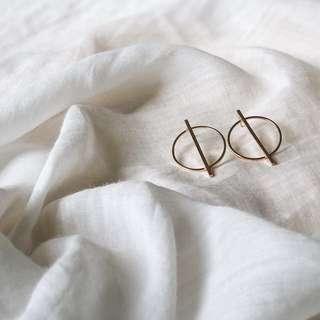 *NEW* Belen Earrings (Gold)