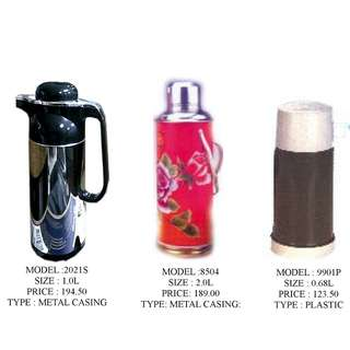Vacuum Flask or Thermos