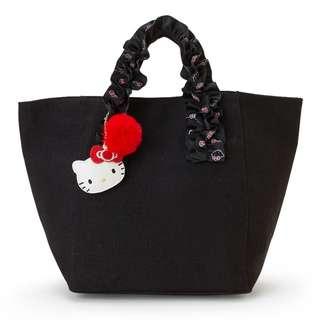 Japan Sanrio Hello Kitty Frill Bag M