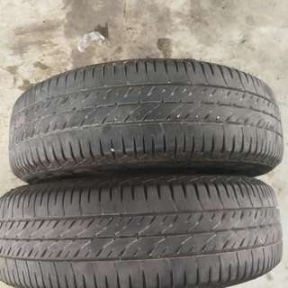 Tyre 175/65-15 good year city 90%