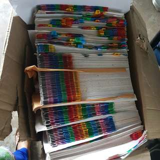 Paper Dividers for sale @ $30 Each Box