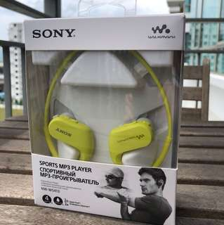 Bnib Sony sports MP3 player