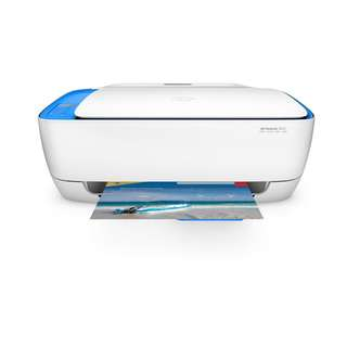 Wireless Printer - HP DJ3630 All In One WiFi Deskjet Printer