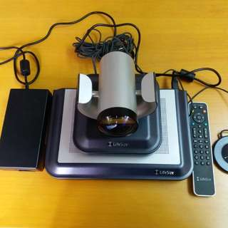 LifeSize Express Video Conferencing System with 1080P HD Camera, Remote and Mic