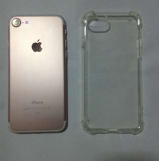 Iphone 7 - 32 gb ( Factory Unlocked )