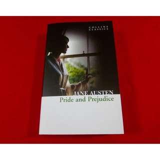 Collins Classics: Pride and Prejudice by Jane Austen