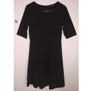 Dress Ezra Black