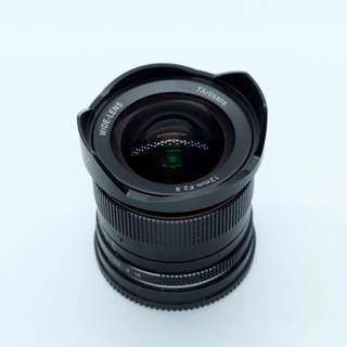 7artisans 12mm F2.8 (available E-mount)