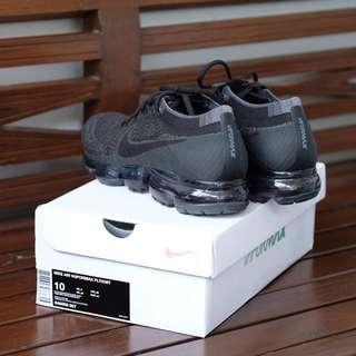 Nike Air Vapormax 2.0 Triple Black Original US 10 / 44
