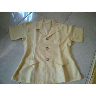 Baju+Rok Ibu-ibu Ke kantor / dinas
