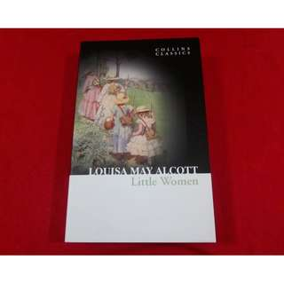 Collins Classics: Little Women by Louisa May Alcott