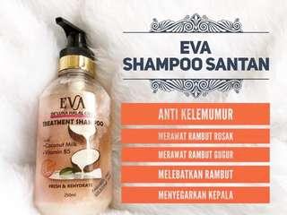 Eva Shampoo Santan