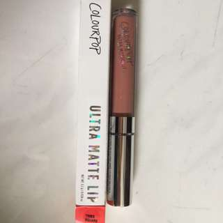 Colourpop Ultra Matte Lip (Times Square)