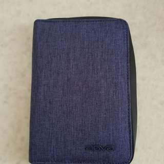AGVA ANTI-THEFT WALLET/PASSPORT HOLDER