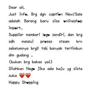 Happy Shopping ❤❤