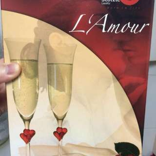 Stolzle L'Amour Champagne Glass