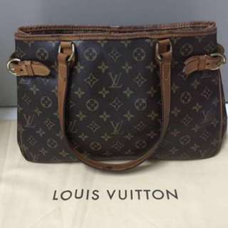 Lv Batignollas Horizontal 💯Authentic