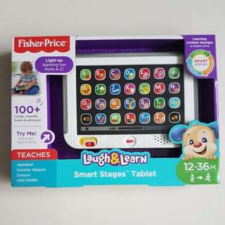Fisher price baby laptop