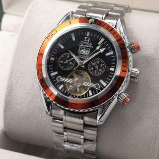 OMEGA SEAMASTER LIMITED EDITION WATCH