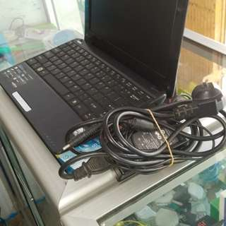 Notebook vanbook advan