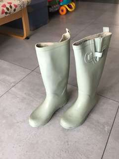 Rain Boots Wellingtons Wellington