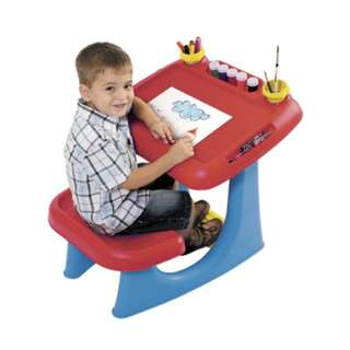 Keter sit n draw kids art table