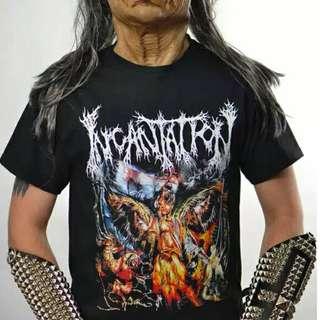 Incantation T-Shirt (Asian S to XXL)