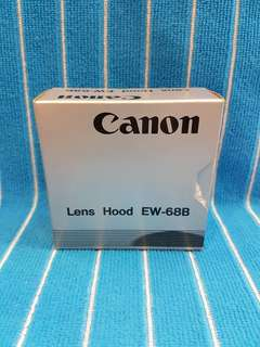 Canon EW-68B hood