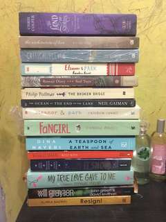 Imported and indonesian books