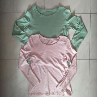 ulzzang long sleeve top