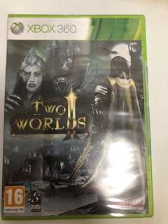 Xbox 360 Games - Two Worlds