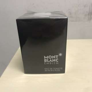 Mont Blanc男士香水  (原價$380)