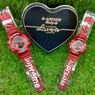 Gshock Couple Supreme Edition