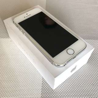 iPhone 5S 64GB White (Factory Unlocked)