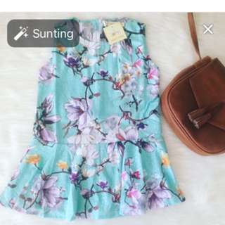 Dress kutung sakura