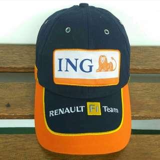 Strap Cap RENAULT F1 Team