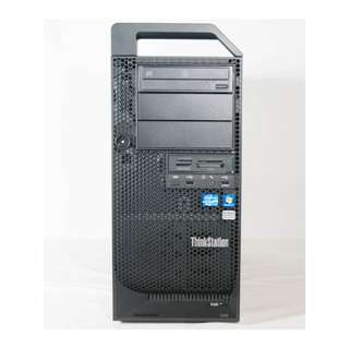 lenovo thinkstation D30 i7 desktop demo sets