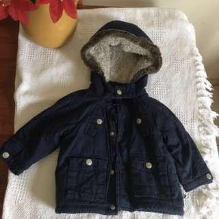 Over all and jacket for winter bundle