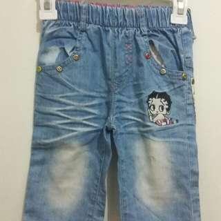 Jeans anak pl