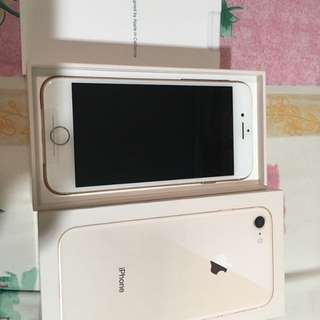 iPhone 8 256GB *NEVER USED* OPENLINE
