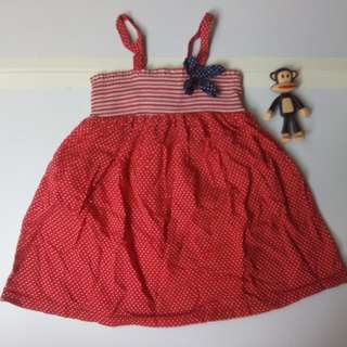 Top / Mini Dress (4y)