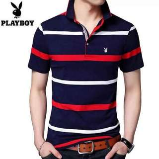 (cd) New arrival playboy polo fits S-L