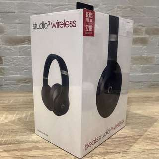 Beatstudio3 wireless