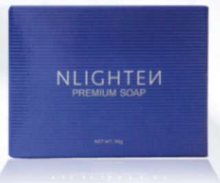 NLIGHTEN PREMIUM SOAP (Argan Oil, Aloe Vera and Collagen)