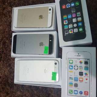 Authentic iPhones (Factory Unlocked)